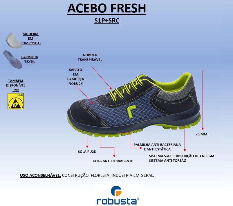 a4a87deff92 Proteção geral : ACEBO FRESH